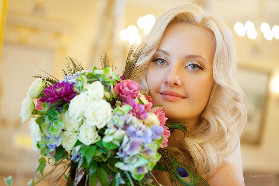 Павлинья свадьба фотограф Алия Валеева